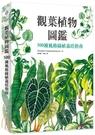 觀葉植物圖鑑:500種風格綠植栽培指南【...