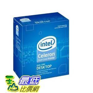 [美國直購 ShopUSA] Intel Celeron E1400 Dual-Core Processor, 2 GHz, 512K L2 Cache, 800MHz FSB, LGA775  $2235