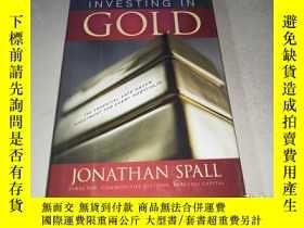 二手書博民逛書店Investing罕見in Gold: The Essentia