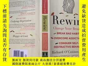 二手書博民逛書店英文原版Rewire:罕見Change Your Brain t