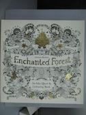 【書寶二手書T4/藝術_ZBT】Enchanted Forest_Johanna Basford