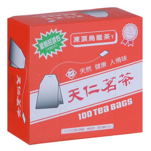 天仁凍頂烏龍茶經濟包2g*100包/盒【愛買】