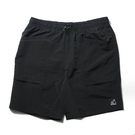 NEW BALANCE 短褲 NB 尼龍 抽繩短褲 黑 男 (布魯克林) MS11580BK