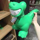 恐龍兒童玩具禮物儲蓄罐 深藏blue