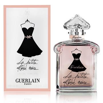 【TZENITH時尚香水網】GUERLAIN 小黑裙女性淡香水(100ml)