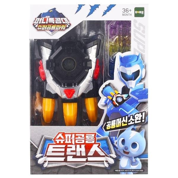 《 迷你特工隊 》戰騎召喚器 / JOYBUS玩具百貨