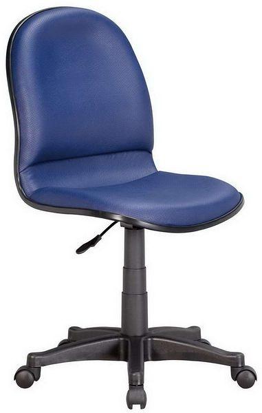 HP381-01 辦公椅TS-20/藍皮/氣壓升降