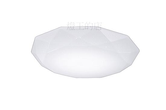 【燈王的店】最新可換式 LED 55W 調光調色吸頂燈 附遙控器 ☆ F0245342-6-RGB