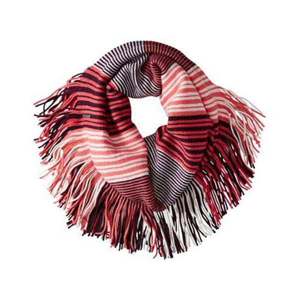[SmartWool] (女) Tabaretta Fringe Scarf 保暖披巾 Hibiscus (SW0SC251-486)