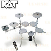 ~非凡樂器~KAT KT 1 電子鼓贈鼓椅、鼓棒、耳機 貨   加贈 5500 GX 20