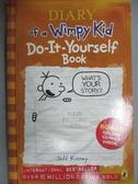 【書寶二手書T7/語言學習_GMB】Diary of a Wimpy Kid: Do-It-Yourself Book_