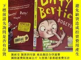 二手書博民逛書店dirty罕見bertie bogeys 骯臟的伯蒂·博格斯Y200392