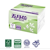 【南紡購物中心】五月花 抽取式餐巾紙200張*60包