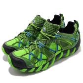 Merrell 戶外鞋 Waterpro Maipo 綠 灰 男鞋 水陸兩棲 運動鞋【PUMP306】 ML35261