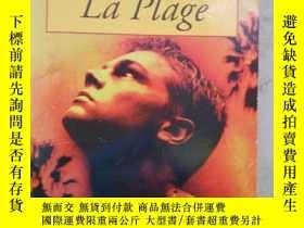 二手書博民逛書店GARLAND罕見La PlageY24355 ALEX HACHETTE Littératures 出版2