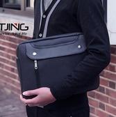 筆電包 蘋果筆記本電腦包13.3英寸13小米12聯想15內膽手提單肩【快速出貨八折下殺】