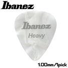 【非凡樂器】Ibanez 標準彈片pick【HEAVY】1.00mm 白色