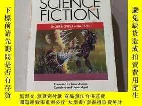 二手書博民逛書店FANTASTIC罕見SCIENCE FICTION:出色的科幻小說Y212829