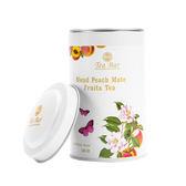 【德國農莊 B&G Tea Bar】蜜桃瑪黛水果茶 (130g)