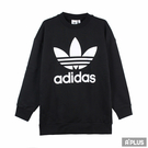 Adidas 男 TREF OVER CREW 圓領T(長)- CW1236
