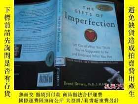 二手書博民逛書店THE罕見GIFTS OF Imperfection9740 出