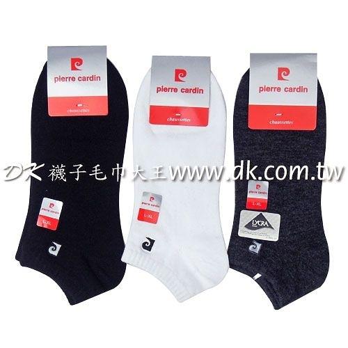 皮爾卡登 PC-27 隱形襪 船襪 (6雙) ~DK襪子毛巾大王