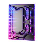 Phanteks 追風者PH-D120_01通用型水路分配飾板