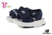 New Balance 小童 寶寶涼鞋 時尚潮流穿搭 運動涼鞋 爆款韓版 韓國製 O8553#深藍◆OSOME奧森鞋業
