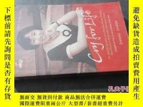 二手書博民逛書店CRY罕見FOR LIFE6713 ZHANG YAWEN FR