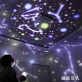 禮物 營造太陽系個性表達男孩照明多款星空投影燈新意女生禮品臥室轉動 LN3119 【極致男人】