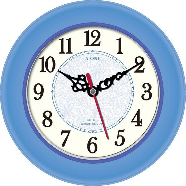 防水浴室座掛鐘 6吋 時鍾 時鐘