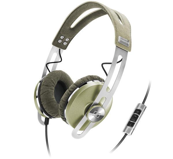 Sennheiser 聲海塞爾 Momentum On-Ear 綠色 可換線 密閉耳罩式耳機 宙宣公司貨