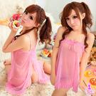 性感睡衣 粉嫩芳心!甜蜜破表二件式睡襯衣 愛的蔓延 11030297