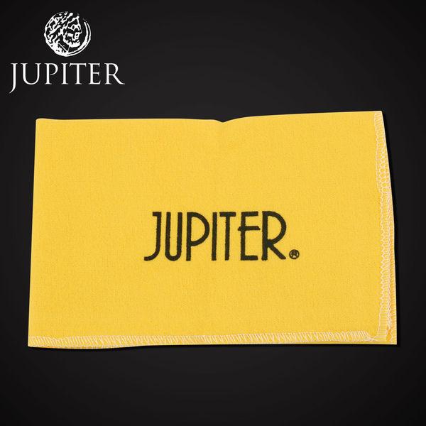 【小叮噹的店】全新JUPITER 11-J301 鍍銀用 黃色擦拭布 管樂 E3 原廠公司貨