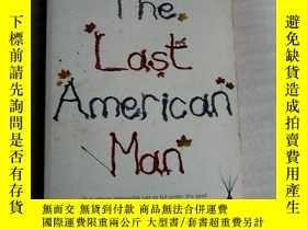 二手書博民逛書店The罕見Last American Man 英文原版 [最後一個美國人]Y83259 Elizabeth G