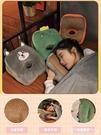 午睡枕學生午休睡覺午睡枕趴睡枕抱枕兒童辦公室桌上小學生神器枕頭夏 迷你屋