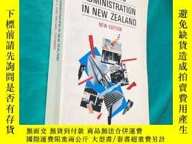 二手書博民逛書店business罕見administration in new