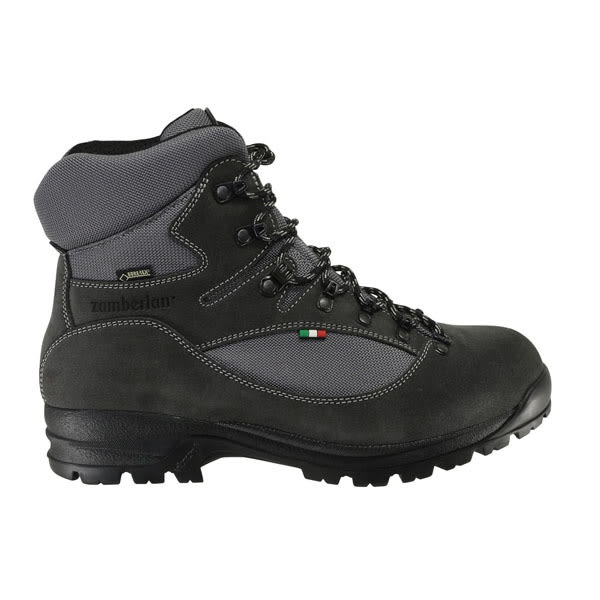 [Zamberlan] 549 Sherpa Pro GTX 黃金大底登山鞋 灰黑/灰 (0549PM9G-OG)