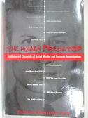【書寶二手書T1/原文小說_D1B】The Human Predator: A Historical Chronicle…