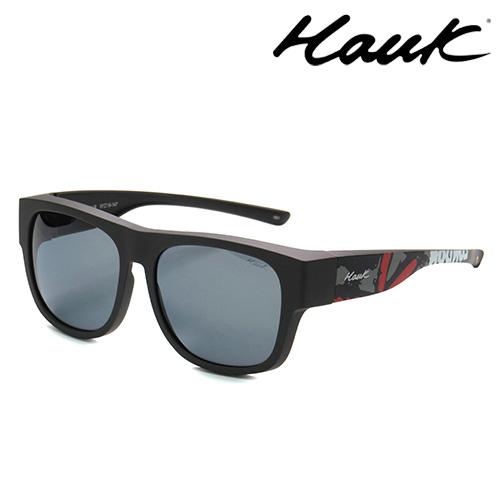 HAWK偏光太陽套鏡(眼鏡族專用)HK1603UK-LR