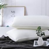 《HOYACASA漫步雲端》獨立筒枕頭(3M布彈力舒柔枕)(一入)