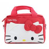 24期零利率 吉尼佛 JENOVA Hello Kitty 321 多功能數位相機包 紅色
