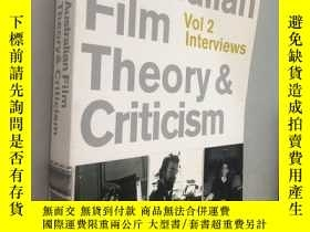 二手書博民逛書店Australian罕見Film Theory & Criticism Vol2 InterviewsY591
