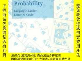 二手書博民逛書店Lectures罕見On Contemporary Probability (student Mathematic