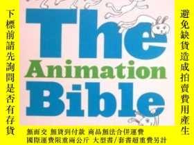 二手書博民逛書店The罕見Animation BibleY256260 Maureen Furniss Abrams 出版2