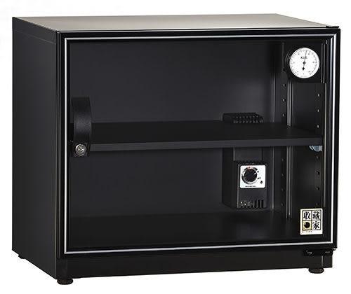 AW-80【收藏家】長鏡頭保管最佳推薦機種-80公升可控濕全功能電子防潮箱