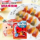 日本 UHA 味覺糖 飲料造型軟糖 100g 乳酸飲料 養樂多軟糖 汽水 可樂 軟糖 糖果 日本軟糖