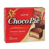樂天Lotte巧克力派12入【愛買】