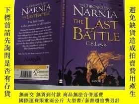 二手書博民逛書店the罕見last battle 最後一 戰,Y200392