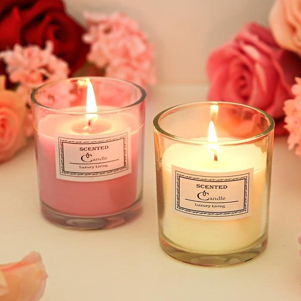 香薰蠟燭家用室內臥室
